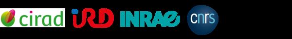Logos instituts représentés